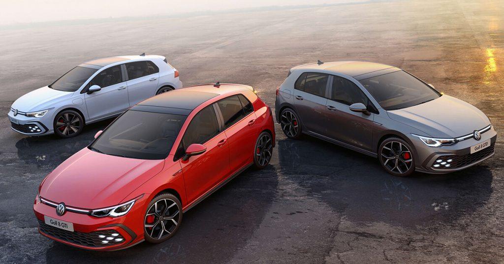 Svjetske premijere sportskih automobila u Ženevi: novi Golf GTI, Golf GTE i Golf GTD
